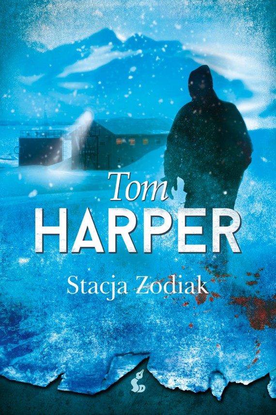 okładka Stacja Zodiak. Ebook   EPUB, MOBI   Tom Harper