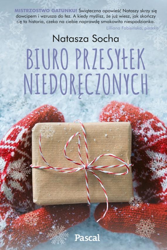 okładka Biuro przesyłek niedoręczonychebook | EPUB, MOBI | Natasza  Socha