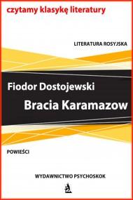 okładka Bracia Karamazow. Ebook   Fiodor Dostojewski