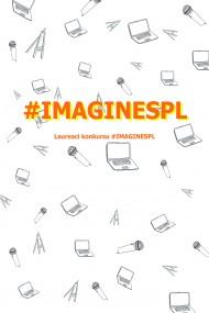 okładka #ImaginesPL. Ebook | EPUB,MOBI | autor  zbiorowy