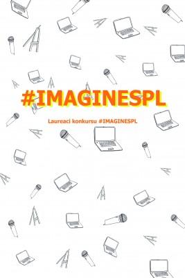 okładka #ImaginesPL, Ebook | autor  zbiorowy