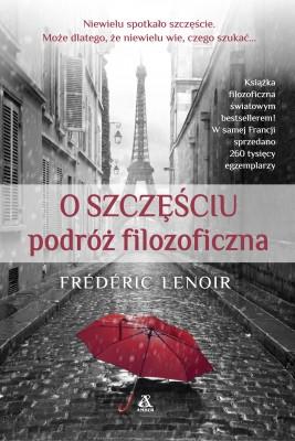 okładka O szczęściu, Ebook | Frédérick Lenoir