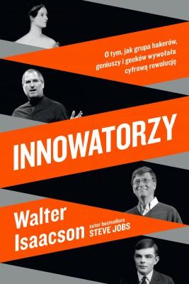 okładka Innowatorzy, Ebook | Walter Isaacson