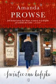 okładka Świąteczna kafejka. Ebook | EPUB,MOBI | Amanda Prowse