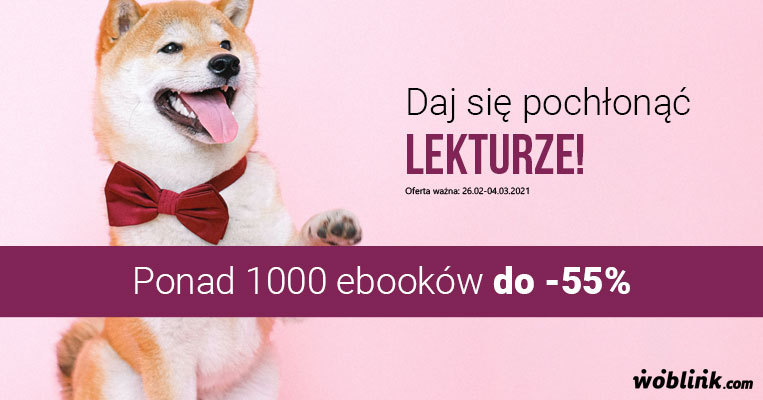 Ponad 1000 ebooków do -55%
